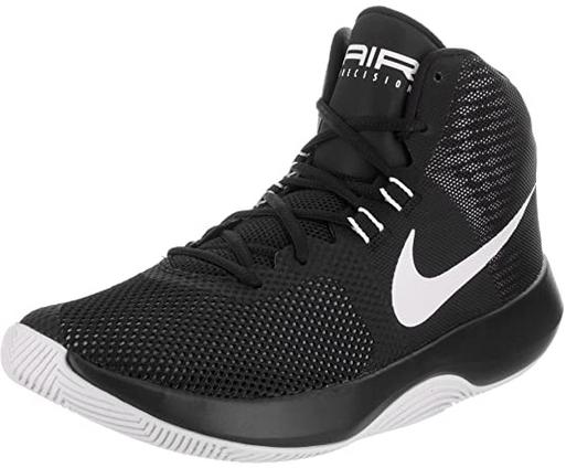 Nike Men's Air Precision High-Top Mesh Basketball