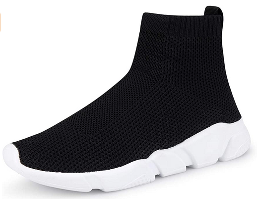 WXQ Men's Running Lightweight Breathable Casual Sports Shoes Fashion Sneakers Walking Shoes