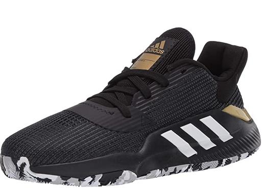 adidas Men's Pro Bounce 2019 Low Basketball Shoe